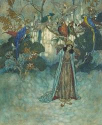 Belle par Edmund Dulac