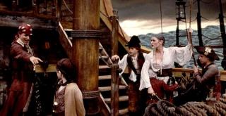 Les pirates à l'abordage