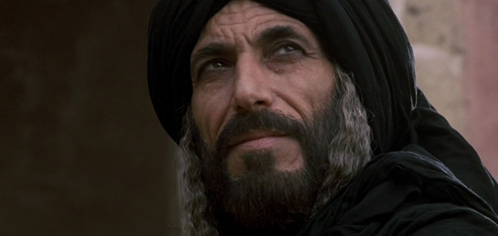 Personality ... MBTI Enneagram Saladin (Kingdom of Heaven) ... loading picture