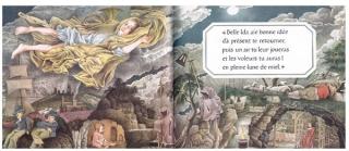 SENDAK, Maurice, Quand papa était loin, Paris, L'école des loisirs, 1984, double page 22-23.
