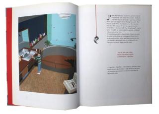 DUCOS, Max, Jeu de piste à Volubilis, Paris, Editions Sarbacane, 2006, double page 9-10.