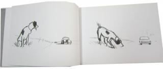 VINCENT, Gabrielle, Un jour un chien, Paris, Editions Casterman, 1999