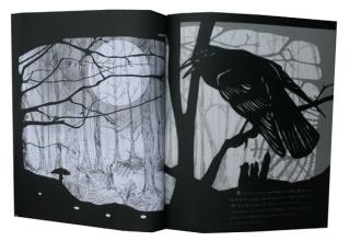 GRIMM, SCHENKER, Sybille, Hänsel et Gretel, Paris, Mine éditions, 2011, Couverture