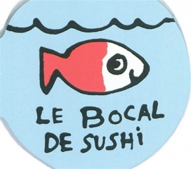 GUETTIER, Bénédicte, Le bocal de Sushi, Paris, Editions Casterman, 1996