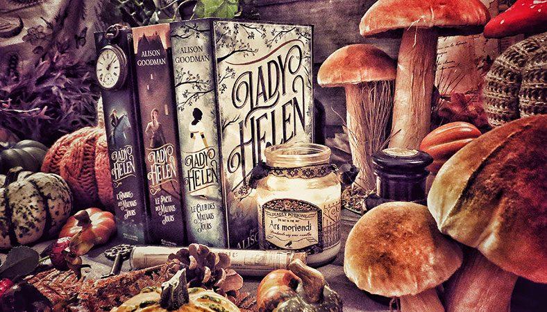 La trilogie Lady Helen, une photographie d'Oldwishes